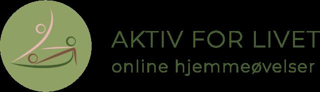 aktiv for livet logo